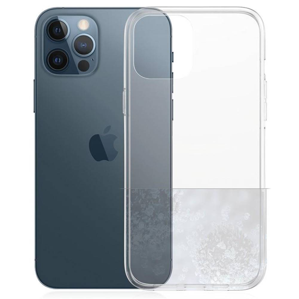 PanzerGlass Kryt na mobil PanzerGlass ClearCase Antibacterial na Apple iPhone