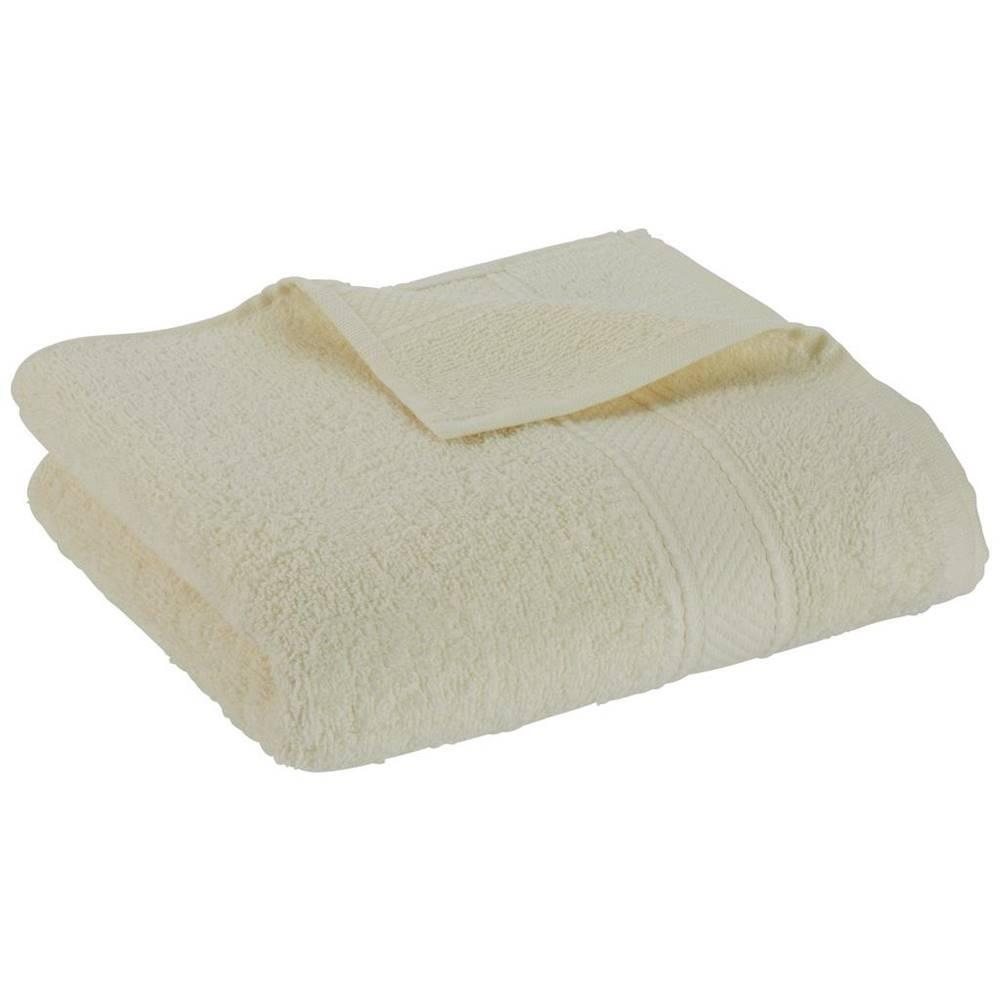 Möbelix Malý uterák Cindy, 50/100 Cm, Biela