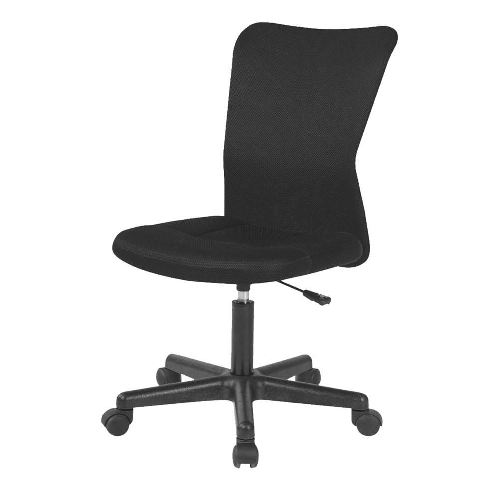 IDEA Nábytok Kancelárská stolička MONACO čierna K64