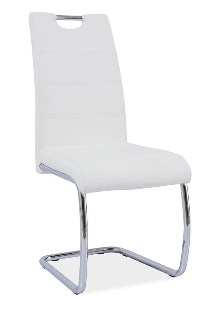 Signal Signal Jedálenská stolička H-666 / biela