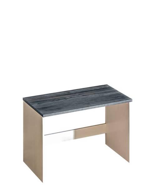 Hnedý stôl Dolmar