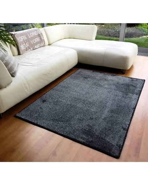 Sivý koberec Tescoma