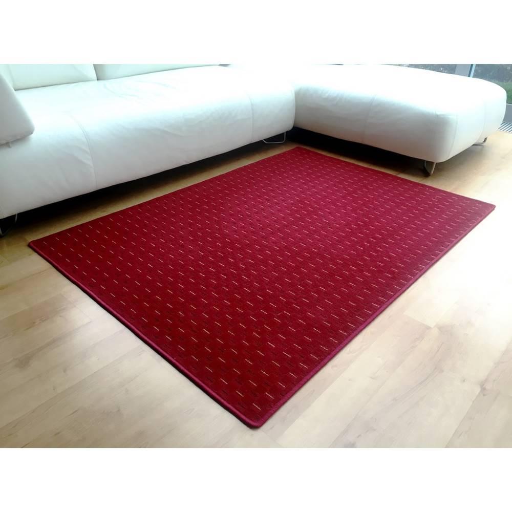 LUMINARC Vopi Kusový koberec Valencia červená, 140 x 200 cm
