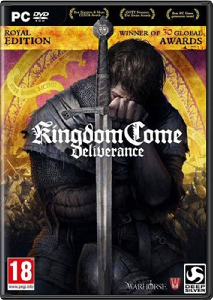 AT Computers PC hra - Kingdom Come: Deliverance Royal Edition
