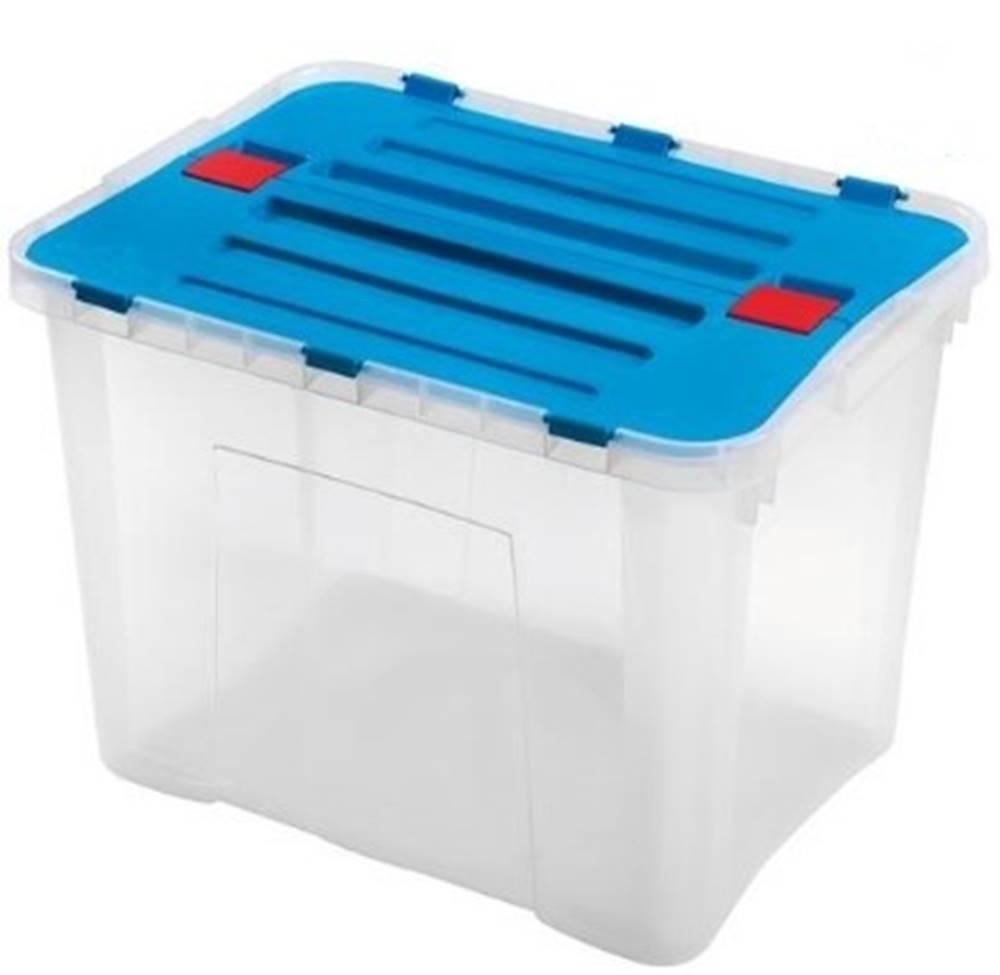 HEIDRUN Úložný box Heidrun HDR1642, DRAGON, 42l, mix farieb