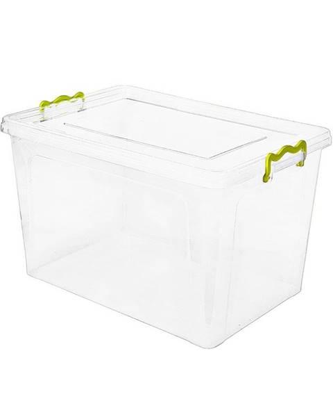 Biely úložný box Banquet