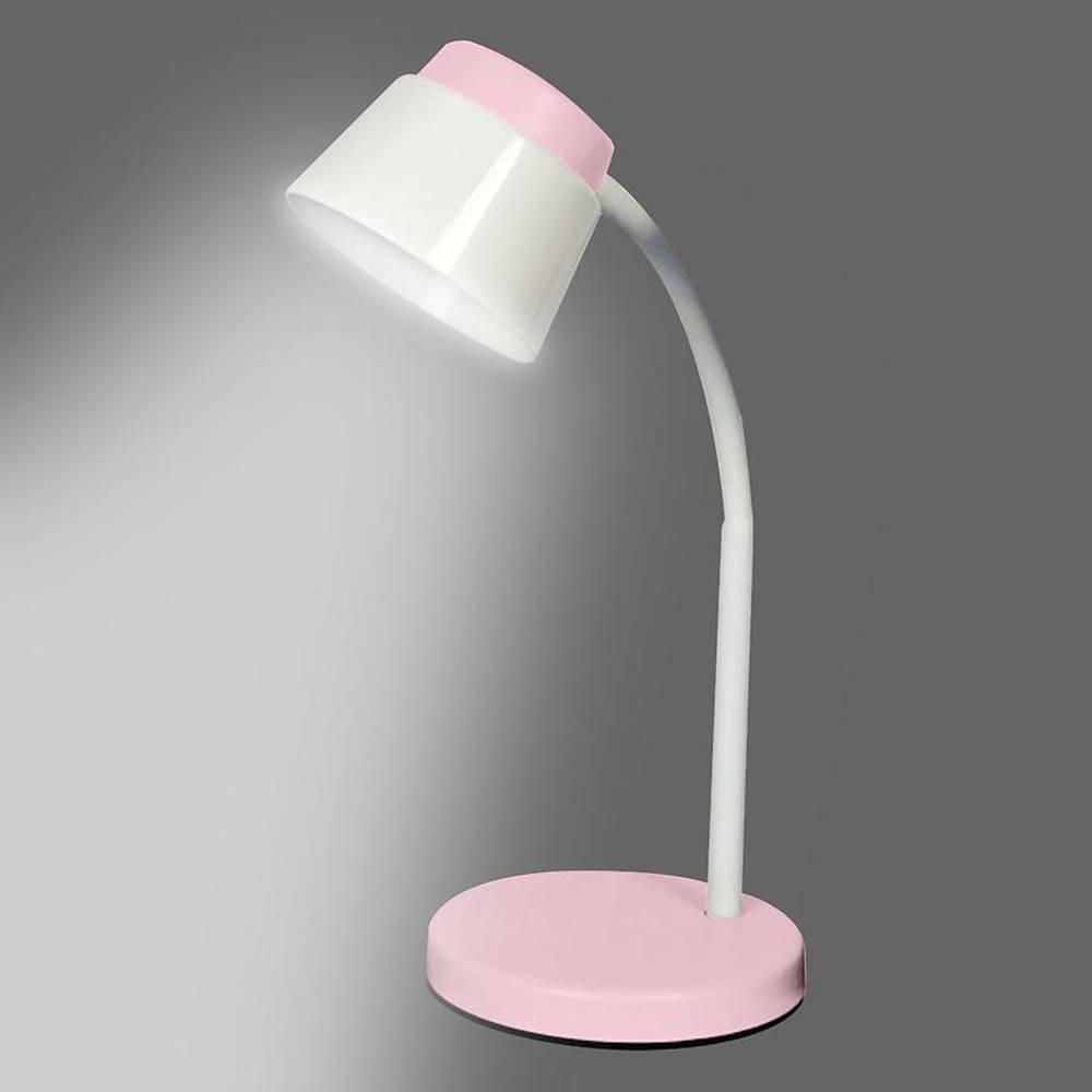 MERKURY MARKET 45HN LAMPA BIURKOWA LED 1607 5W RÓŻOWA LB1