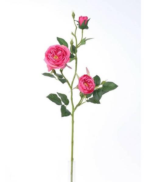 Ružová váza Bravo
