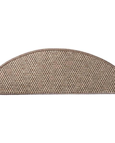 Hnedý koberec Kvalitex