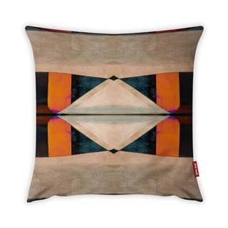 Obliečka na vankúš Vitaus Indiana, 43×43 cm