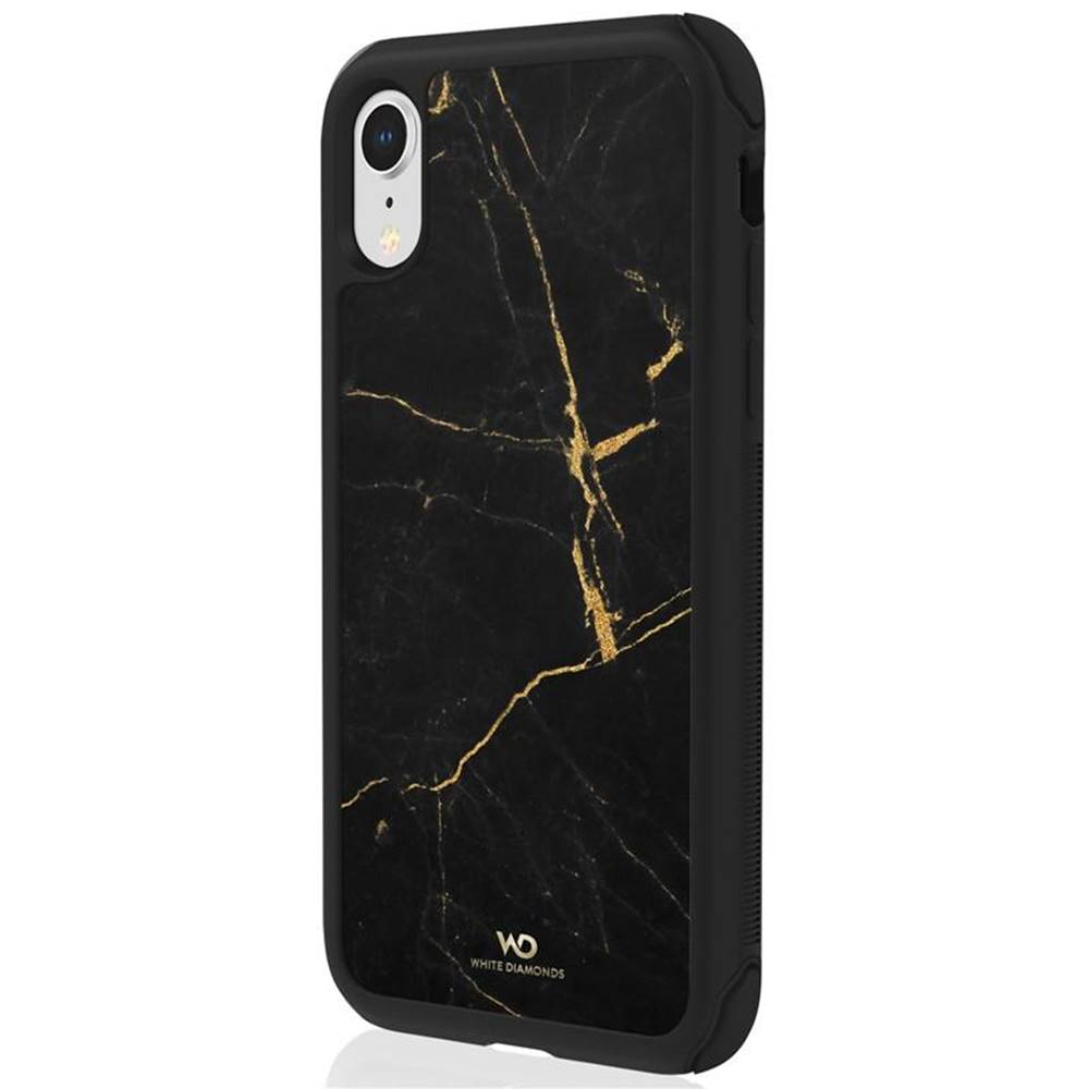 White Diamonds Kryt na mobil White Diamonds Marble Case na Apple iPhone 7/8 zlatý