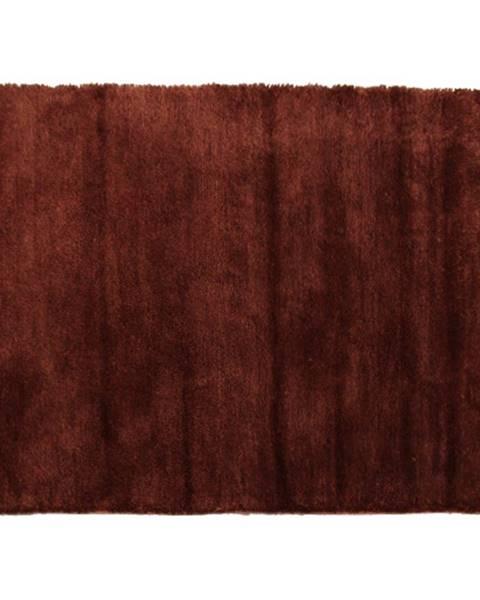 Bordový koberec Tempo Kondela