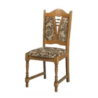 Jedálenská stolička MUNCHEN dub