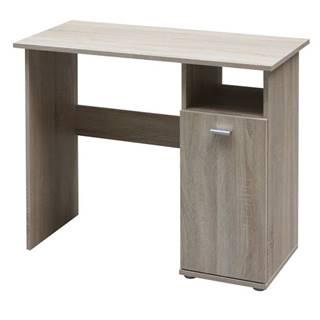 Písací stôl ALEX dub sonoma