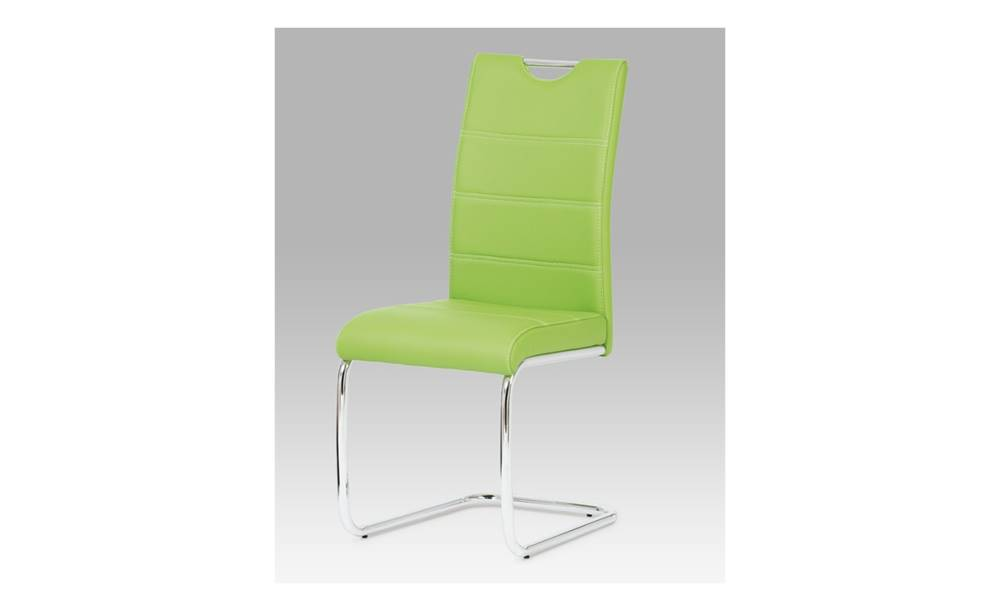 Sconto Jedálenská stolička AZALEA zelená